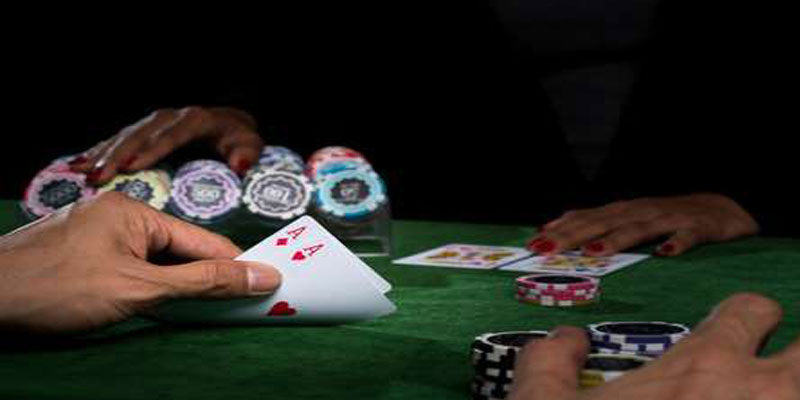 Poker on zoom
